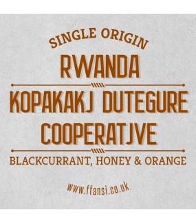 Rwanda - Kopakaki Dutegure...