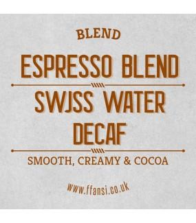 Espresso Blend - Swiss...