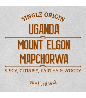 Uganda - Mount Elgon Mapchorwa