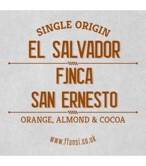 El Salvador - Finca San...
