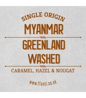 Myanmar - Greenland Washed